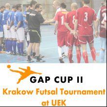 GAP CUP II