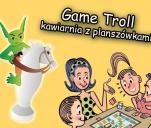 Game Troll - Kawiarnia z planszówkami
