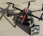 Fotografia powietrzna UAV