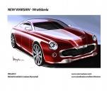 Nowa Warszawa - prototyp auta