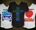 Koszulki polskich filmików