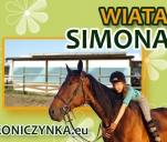 Wiata Simona – ciepło i pasja - konie