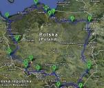 Dookoła Polski z Kubą i Kacprem