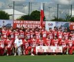 Polska Reprezentacja Lacrosse na Berlin Open 2013