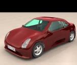 Kozmo - polski samochód sportowy