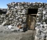 Chatka w Himalajach