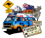 Busem Przez Świat - naprawa busa przed wyprawą do Australii
