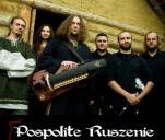 Debiutancka płyta zespołu POSPOLITE RUSZENIE