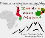 W drodze na najwyższe szczyty Afryki - Zambia 2013