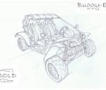 Bez paliwa przez Świat: Buggy-Ev
