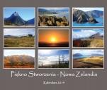 Kalendarz Piękno Stworzenia - Nowa Zelandia 2014