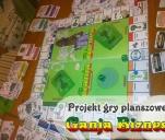 Projekt gry planszowej Ganja Biznes