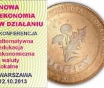 Konferencja Nowa Ekonomia w działaniu - edukacja ekonomiczna...