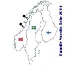 Family Nordic Trip 2014