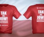 Zbieramy na koszulki i smycze Zmieleni.pl