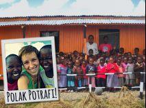 Wsparcie dla masajskiej szkoły :)