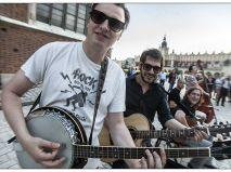 Nagranie płyty zespołu Krakow Street Band!