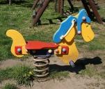 Modernizacja placu zabaw.