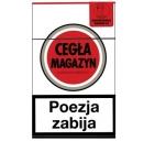 Magazyn Literacki Cegła nr 28 - Na granicy