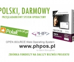 PHPOS - polski, webowy system operacyjny