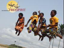 FREESPIRIT- podróż dzieci z Ghany do Polski