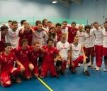 Polski tchoukball na Mistrzostwach Europy