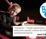 GoBabyGo-Mobilność dla dzieci niepełnosprawnych