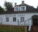 Mural w Muzeum Łąki w Owczarach