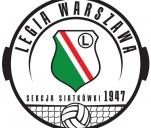 Start w II lidze siatkarzy Legii Warszawa