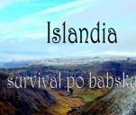 Islandia - survival po babsku