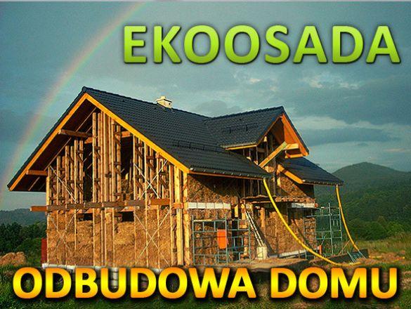 {EKOOSADA - odbudowa domu
