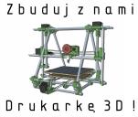 Zbuduj z nami drukarkę 3D !