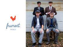 Debiutancka płyta Frument Project