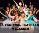 27. Festiwal Teatralny w Czackim
