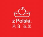 Z polską szarlotką do Chin