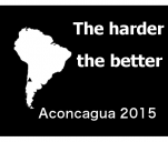 The harder the better Aconcagua 2015