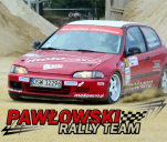 Poczuj rajdowe emocje z Pawłowski Rally Team!