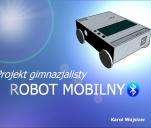 Robot Mobilny Bluetooth