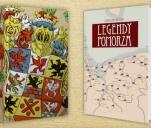 Wydanie drukiem książki ''Legendy Pomorza''