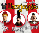 ILUZJONIŚCI - film animowany, dub:Tym, Peszek, Bończak