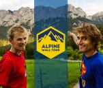 Alpine Wall Tour 2015