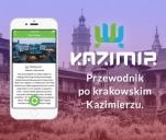 Aplikacja po Kazimierzu – dawnej żydowskiej dzielnicy...
