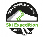 Gasherbrum II 8035 - Ski Expedition 2015