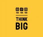 THINK BIG 100/100/100