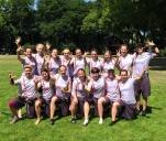 Reprezentacja Kobiet w Ultimate-Mistrzostwa Europy'15
