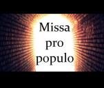 Sesja nagraniowa i projekt płyty 'Missa Pro Populo'