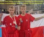 Bliźniacy walczą o wyjazd na Mistrzostwa Europy.