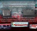Biało-czerwone mury historii