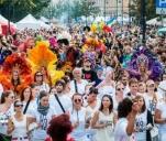 Parada Wielokulturowego Warszawskiego Street Party