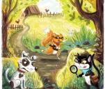 Przygody na farmie i w lesie